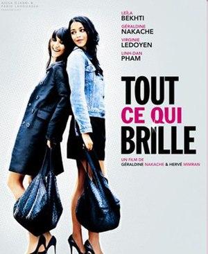 Tout ce qui brille - Theatrical release poster