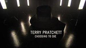 Terry Pratchett: Choosing to Die - Image: Tp choosing to die