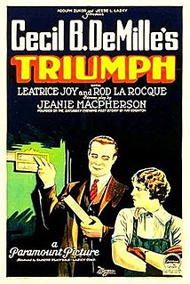 <i>Triumph</i> (1924 film) 1924 film