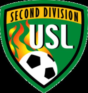 USL Second Division - Image: USL Second Division