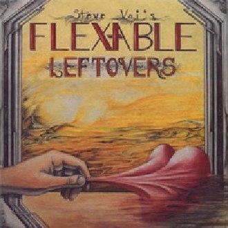 Flex-Able Leftovers - Image: Vai Flex Able Leftovers EP alt