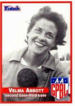 Velma Abbott - Image: Velma Abbott