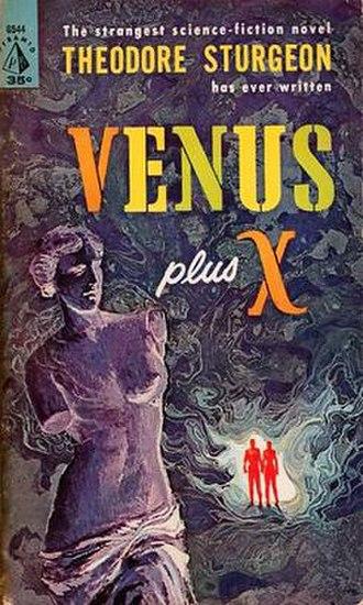 Venus Plus X - Image: Venus Plus X