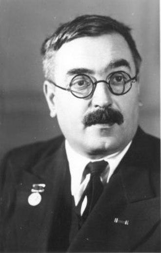 Vladimir Fock - Image: Vladimir Fock photo