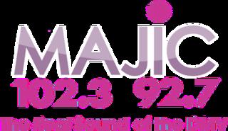 WMMJ Radio station in Bethesda, Maryland (Washington, D.C.)