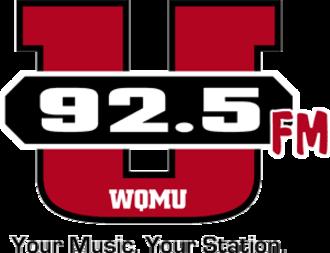 WQMU - U92.5 FM LOGO