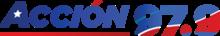 WRSO Acción 97.9 logo.png