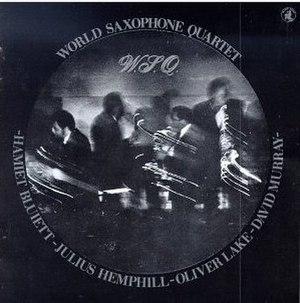 W.S.Q. (album) - Image: WSQ album
