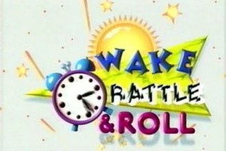 Wake, Rattle, and Roll - Title card