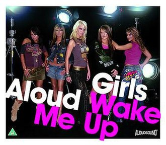 Girls Aloud — Wake Me Up (studio acapella)