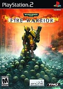 Warhammer 40 000 Fire Warrior Wikipedia