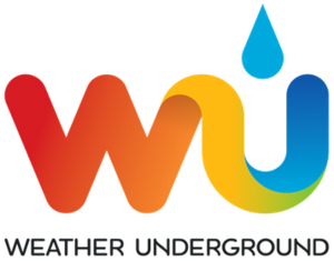 Weather Underground (weather service) - Image: Weath undergr logo 14