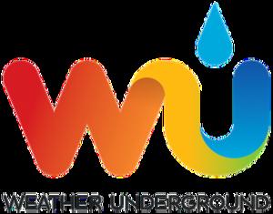 Weather Underground (weather service) - Image: Weath undergr logo 14