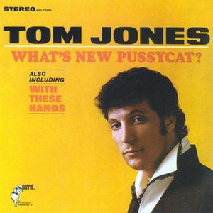 What's New Pussycat? (Tom Jones album)
