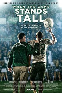 Image result for when the game stands tall