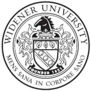 Widener University - Image: Widener University Seal