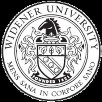 Widener University - Image: Widener University Seal