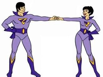 Wonder Twins - Image: Wonder Twins