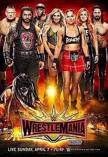 WrestleMania 35 - Wikipedia
