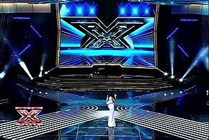 The X Factor Philippines - The X Factor Philippines Live shows with presenter' KC Concepcion.