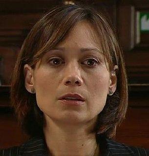 Leah Bracknell English actress