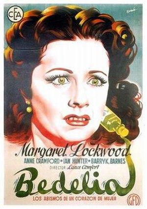 """Bedelia (film) - Image: """"Bedelia"""" (1946)"""
