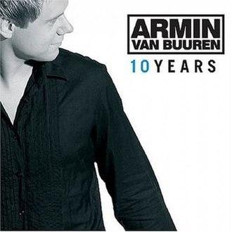 10 Years (Armin van Buuren album) - Image: 10 Years (Armin van Buuren album)