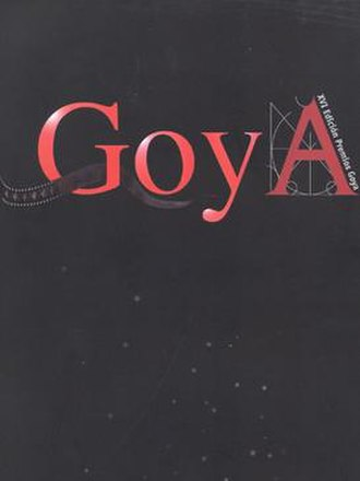 16th Goya Awards - Image: 16th Goya Awards logo