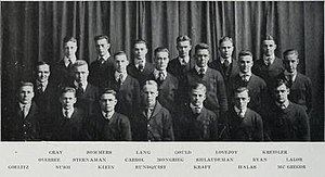 1917 Illinois Fighting Illini football team - Image: 1917 Illinois Fighting Illini football team