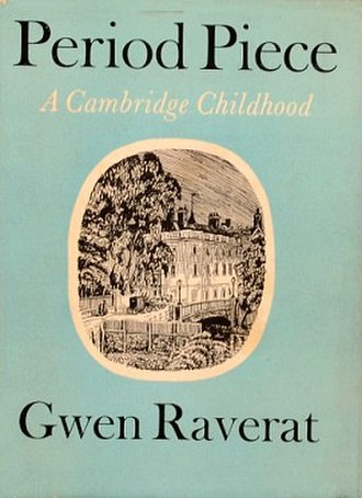 Period Piece (book) - First UK edition