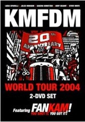 20th Anniversary World Tour 2004 - Image: 20th Anniversary World Tour 2004