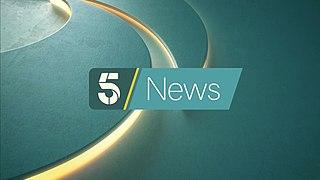 <i>5 News</i> television series
