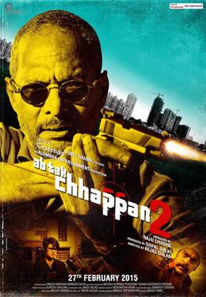 Ab Tak Chhappan 2 - Theatrical Release Poster