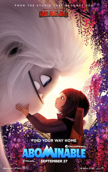 Abominable (2019 film) - Wikipedia