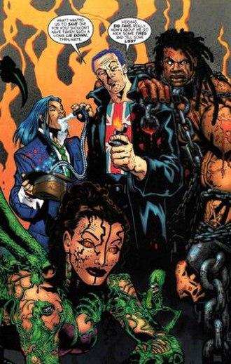 The Elite (DC Comics) - Image: Action Comics 775 13