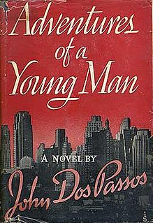 <i>Adventures of a Young Man</i>