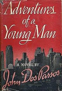 <i>Adventures of a Young Man</i> book by John Dos Passos