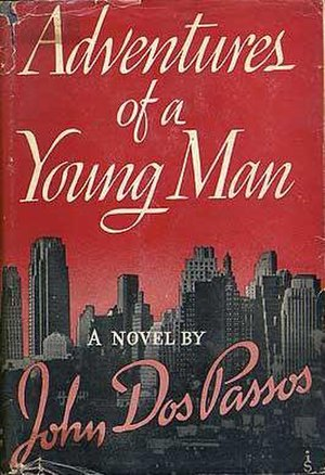 Adventures of a Young Man - First edition (publ. Harcourt Brace)