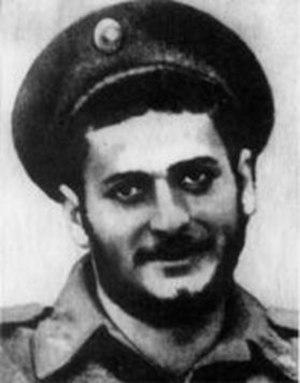 Albert Agarunov - Albert Agarunov - National Hero of Azerbaijan