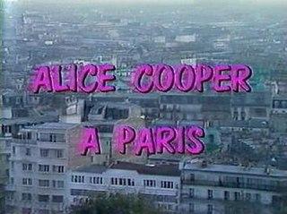 <i>Alice Cooper a Paris</i> 1982 film