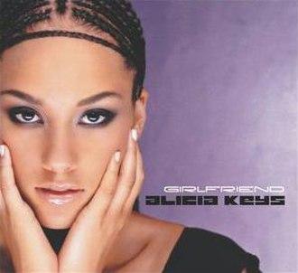 Girlfriend (Alicia Keys song) - Image: Alicia Keys Girlfriend
