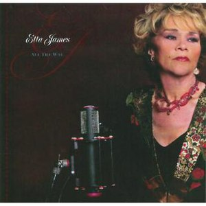 All the Way (Etta James album) - Image: Allthe Way Etta James