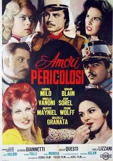 <i>Amori pericolosi</i> 1964 film