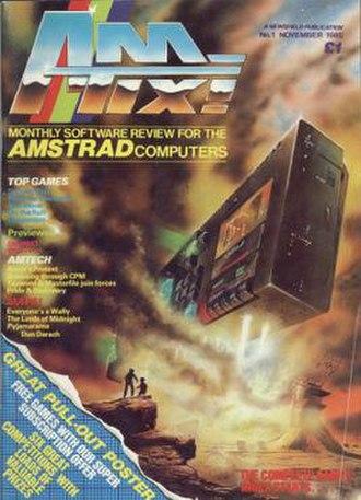 Amtix - Amtix issue 1, November 1985