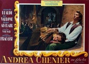 Andrea Chénier (film) - Image: Andrea Chénier (film)