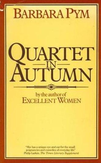 Quartet in Autumn - Image: Barbara Pym Quartet In Autumn