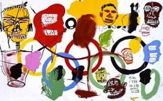 <i>Olympics</i> (1984 painting)