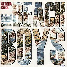 The Beach Boys - Getcha Back (studio acapella)