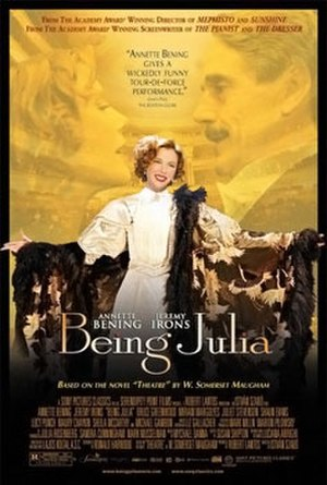 Being Julia - Original poster