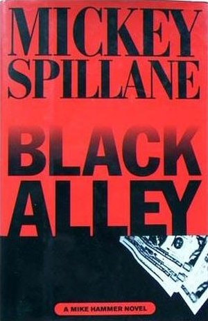 Black Alley - First edition (publ. Dutton)